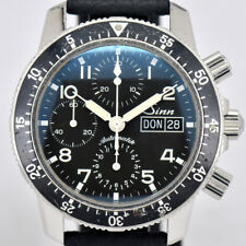 Auth Sinn 103.B SA.AUTO Chronograph Day&Date Automatic Men's Watch M#73042