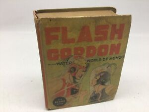 Big Little Book Flash Gordon In The Water World Of Mongo 1937