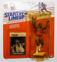 1988 KENNER Starting Lineup Danny Manning Los Angeles Clippers NBA SLU