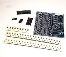 DIY Kit SMT SMD Component Welding Practice Board Soldering Practice - UK seller
