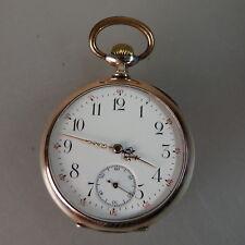 Taschenuhr A. Eick Söhne Essem / Zentih Seltene Uhr - TOPZUSTAND  (48713)