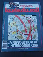 vie du rail 1990 2239 GRESSY VILLECRESNES YERRES ROISSY Euro Disneyland