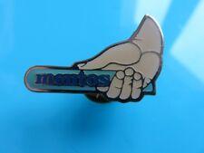 Pin's - 083 - Bonbons Mentos - Paquet Bleu