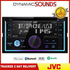 JVC Kw-r930bt Bluetooth Spotify CD AUX USB FLAC AAC 3-preouts 2-phone Connection