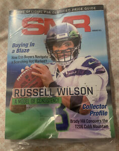 Sports Market Report PSA SMR Price Guide February 2021 Russell Wilson BRAND NEW