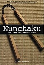 Nunchaku: The Complete Training Guide - ISBN 0-86568-091-4