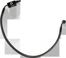 Designer Series ABS Front Lower Brake Line Kit   Black Pearl Magnum AS47004