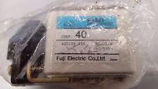CS5F-40 - Fuji Electric Super-Rapid Fuse 500V 40A, Block