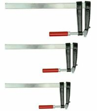 IDEAL Tiefspann-Schraubzwinge schwere Ausführung 400-1000 mm zur AUSWAHL