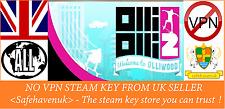 OlliOlli2: Welcome to Olliwood Steam key NO VPN Region Free UK Seller