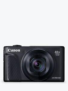Canon PowerShot SX740 HS Digital Camera