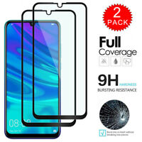 2Pcs For Huawei Y5 2019 - 3D FULL COVER Tempered Glass Film Screen Protector