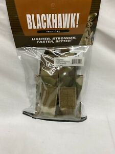 Blackhawk Double Pistol Mag Pouch Talon Flex MOLLE Multicam  37CL10MC