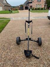 """Caddy Wagon"" Golf Bag Cart /Black /USA"