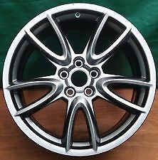 "19"" OEM Factory Ford Mustang 2011-2014 Wheel Rim (3862) 19X9 BR33-1007-BB"
