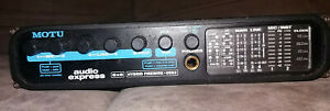 MOTU Audio Express /w Firewire Card & Active Extension cable
