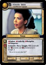 Star Trek CCG 2E What You Leave Behind Kasidy Yates, Conflicted Captain 14R97