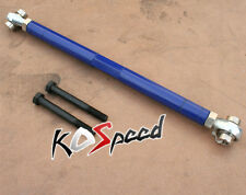 FOR 240SX S13 S14 SILVIA BLUE REAR LOWER SUSPENSION TRACTION SUPPORT TIE BAR
