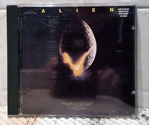 Alien - Jerry Goldsmith - Prima edizione - First edition - CD - Silva Screen
