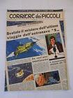 CORRIERE dei PICCOLI n.30/1962-completo inserto+storia della nazionale di calcio