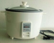 8 Cup National Rice Cooker/Steamer-Rice-O-Mat Model SR-W15FSP by Panasonic