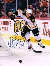 MATT BELESKY signed BOSTON BRUINS 11x14 PHOTO w/ COA