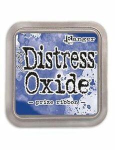 prize ribbon- Tim Holtz Distress Oxide Pad  new colour