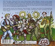 MARIA MULDAUR - GOOD TIME MUSIC FOR HARD TIMES   CD NEU