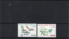 Greenland Kalaallit Nunaat 2012 MNH Greenlandic Herbs II 2v Set Plants