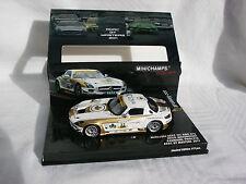MERCEDES BENZ SLS AMG GT3 #32 HECO MOTORSPOR ADAC GT 2011 1/43 MINICHAMPS 1/511