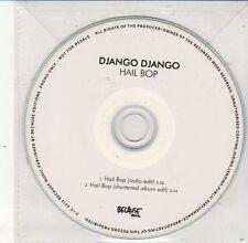 (DS610) Django Django, Hail Bop - 2012 DJ CD
