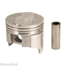 """Sealed Power Chevy 427 335/390HP +.140 Dome Cast Pistons+Cast Rings Kit +.030"""""""
