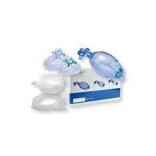 HUM AeroBag PVC Beatmungsbeutel mit Beatmungsmaske Größe 3 und 5 Beatmung