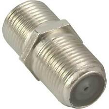 InLine® SAT F-Verbinder (Doppelbuchse, F-Kupplung), 5 Stück
