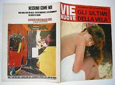 VIE NUOVE n. 34 - Settimanale di Sinistra - 1966 (Claudia Cardinale)