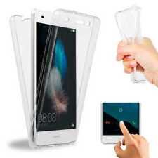 Funda de Silicona TPU 360 para Huawei P8 Lite ALE-L21 Case Gel Completa Thin