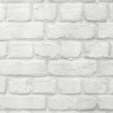 Tapete rasch Aqua Relief Papiertapete 226706 Tapete Steine weiß grau Steintapete