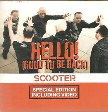 Scooter Hello! (good to be back, Special Editoin incl. Video, cardsl.. [Maxi-CD]