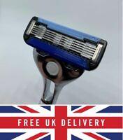Wilkinson Sword Quattro compatible 5 Blade Razor 4 8 12 pack handle FREE POSTAGE
