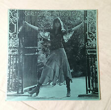"CARLY SIMON Anticipation Stéréo 12""LP EKS-75016 - GS"
