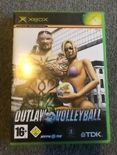 35896 Outlaw Volleyball-Microsoft Xbox (2003) - Superbe état
