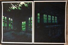 "Daniel Danger Print Set Gallery 1988 ""They Will Take It Back"""