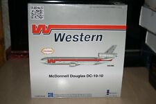 DC-10-10 Western Airlines N912WA,Inflight200