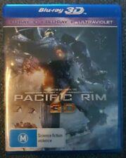 Pacific Rim 3D Blu-ray + Blu-ray (3 Disc Set)