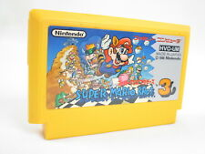 SUPER MARIO BROS 3 Famicom Nintendo NES Free Shipping Hit-Japan fc