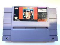 Home Alone 1 - SNES Super Nintendo Game - Tested - Working - Authentic!