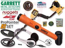 GARRETT ACE250 ACE 250 + Pro-Pointer AT PinPointer DUO Set Metalldetektor +Extra