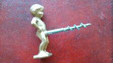 Brass Weeing Boy Corkscrew
