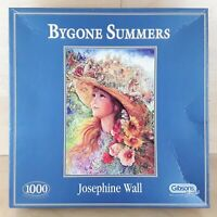 BYGONE SUMMERS BY JOSEPHINE WALL 1000 PIECE JIGSAW PUZZLE GIBSONS