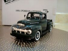 Danbury Mint 1951 Ford F-1 Pickup.1:24.Rare Truck.Nib.Undisplayed.Pri stine